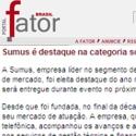 Crise econômica torna estratégica a redução de gastos com telefonia Portal Fator Brasil - Sumus