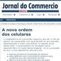 A nova ordem dos celulares Diário do Comércio - RJ - Sumus